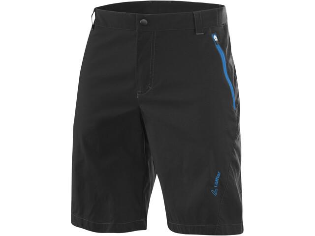 Löffler Comfort CSL Fietsshorts Heren, black/brilliant blue